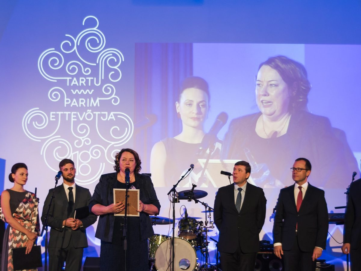 BioCC OÜ - Best Entrepreneur in Tartu 2017